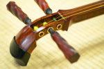 和楽器写真フリー素材 三味線 No.2「Akatsuki」