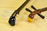和楽器写真フリー素材 三味線 No.4「影藤」